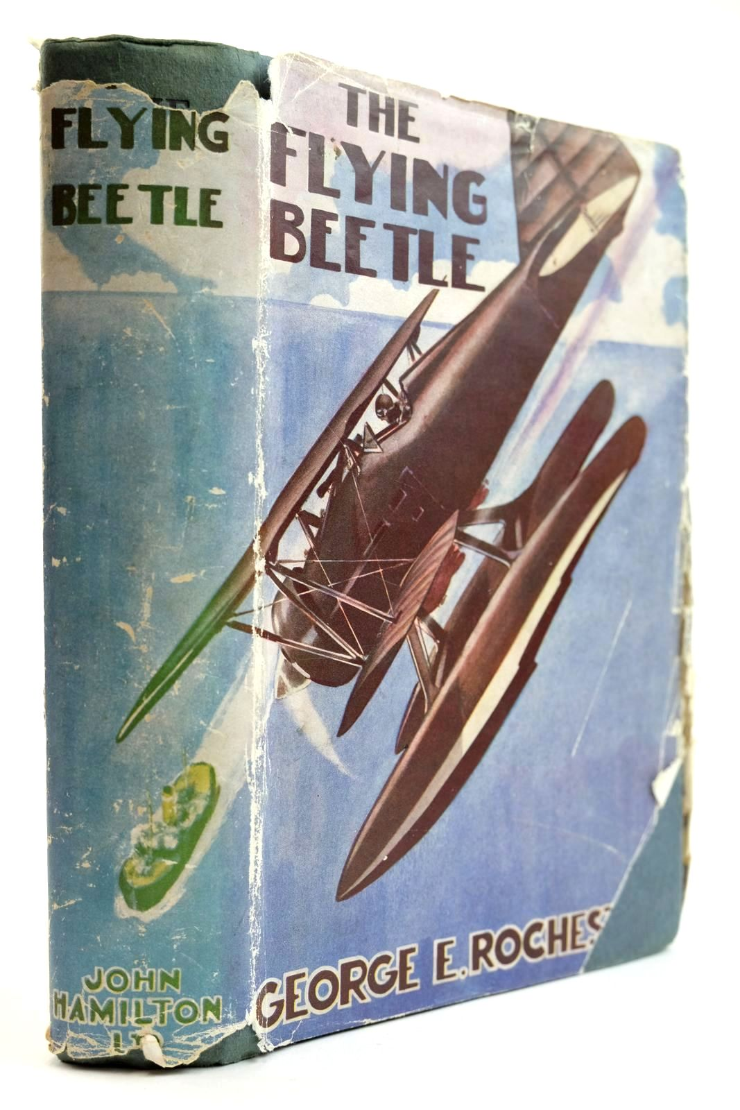 Photo of THE FLYING BEETLE written by Rochester, George E. illustrated by Bradshaw, Stanley Orton published by John Hamilton Ltd. (STOCK CODE: 2132014)  for sale by Stella & Rose's Books