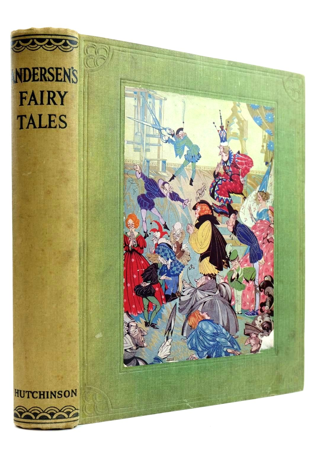 Photo of ANDERSEN'S FAIRY TALES- Stock Number: 2132020