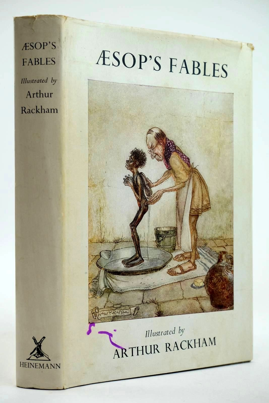 Photo of AESOP'S FABLES- Stock Number: 2132021