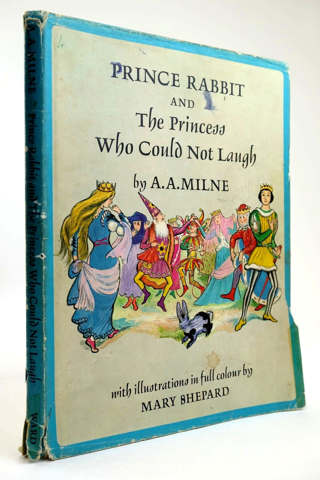 Photo of PRINCE RABBIT AND THE PRINCESS WHO COULD NOT LAUGH- Stock Number: 2132025