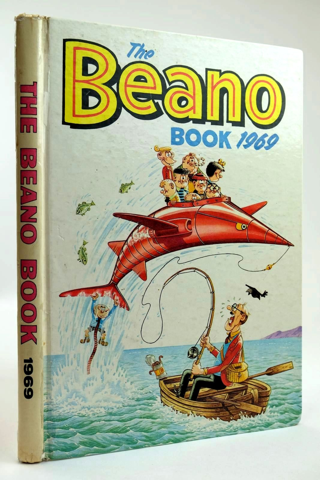 Photo of THE BEANO BOOK 1969- Stock Number: 2132027