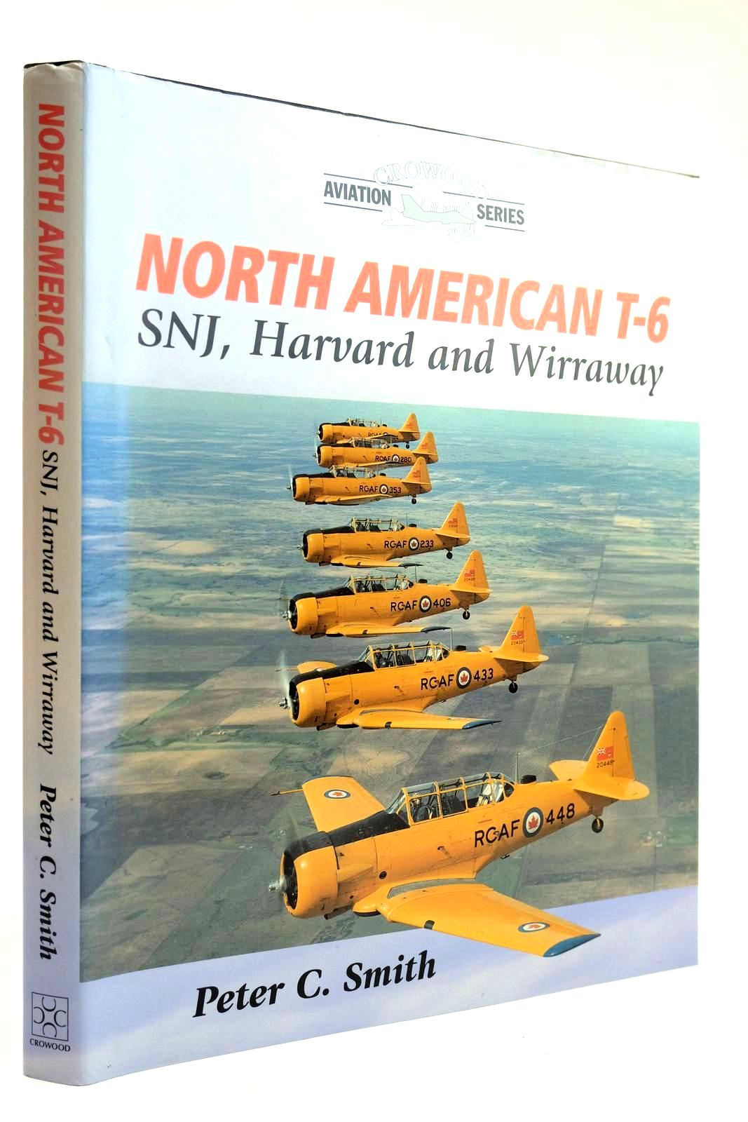 Photo of NORTH AMERICAN T-6 SNJ, HARVARD AND WIRRAWAY- Stock Number: 2132030