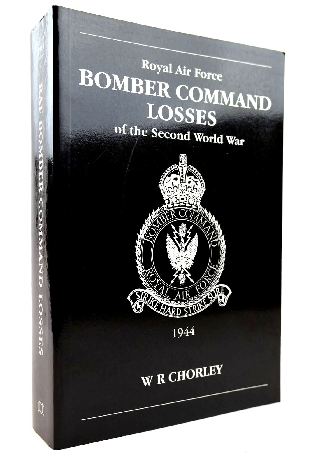Photo of ROYAL AIR FORCE BOMBER COMMAND LOSSES OF THE SECOND WORLD WAR VOLUME 5 written by Chorley, W.R. published by Midland Publishing (STOCK CODE: 2132033)  for sale by Stella & Rose's Books