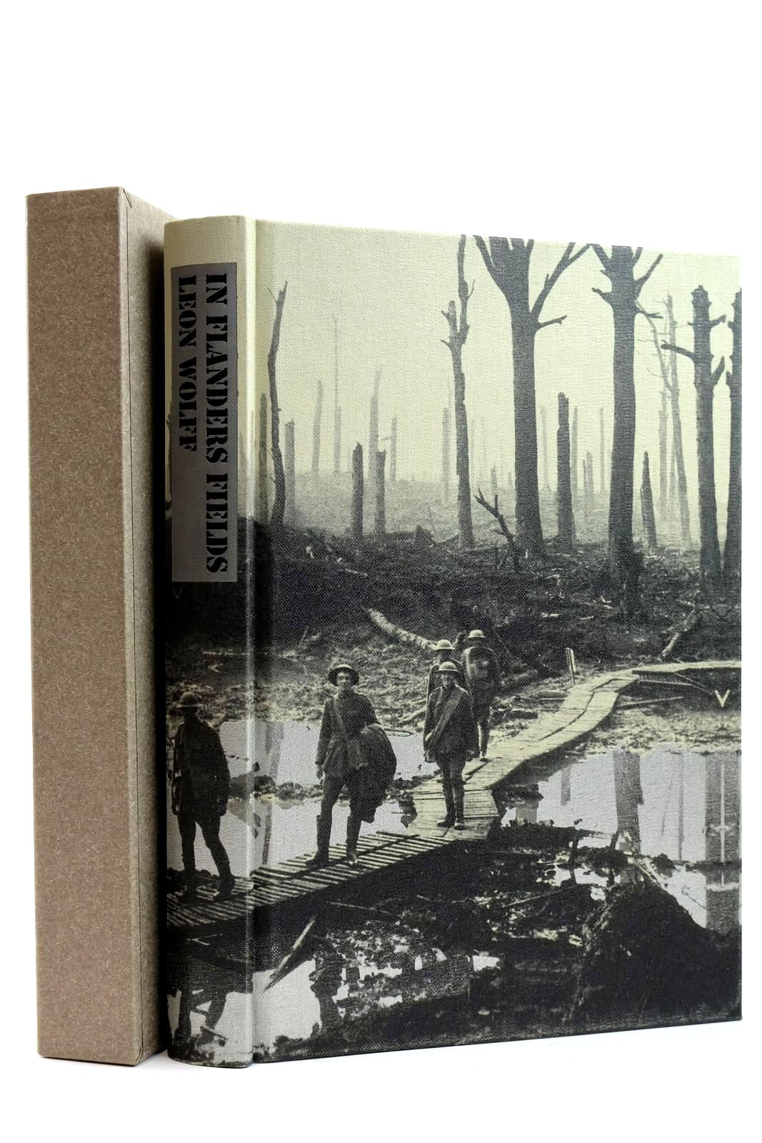 Photo of IN FLANDERS FIELDS THE 1917 CAMPAIGN written by Wolff, Leon published by Folio Society (STOCK CODE: 2132044)  for sale by Stella & Rose's Books