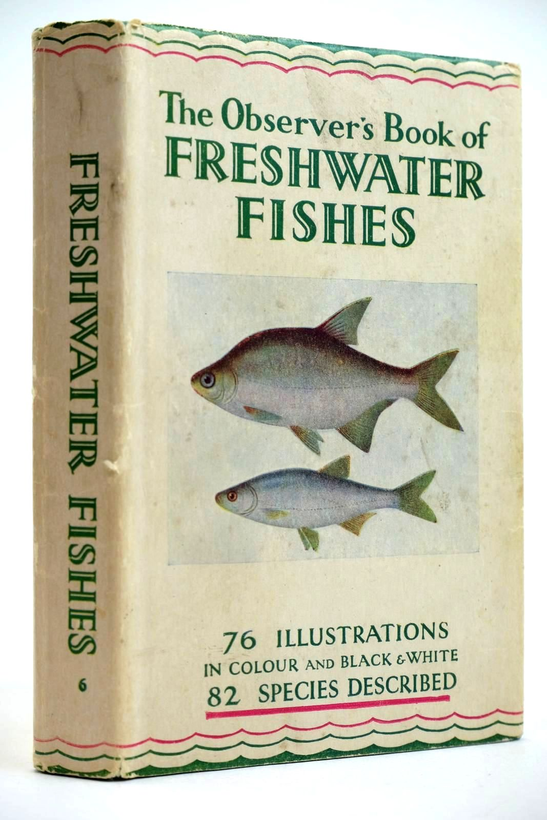 Photo of THE OBSERVER'S BOOK OF FRESHWATER FISHES- Stock Number: 2132052