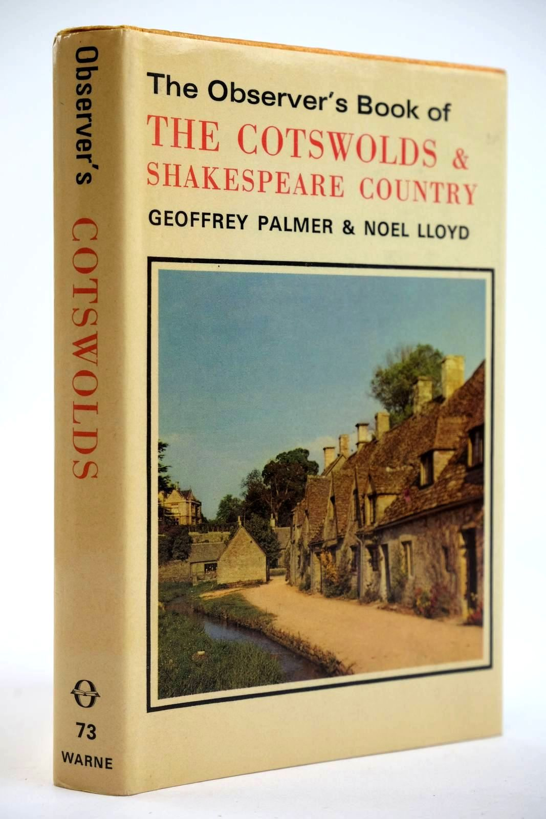 Photo of THE OBSERVER'S BOOK OF THE COTSWOLDS AND SHAKESPEARE COUNTRY- Stock Number: 2132054