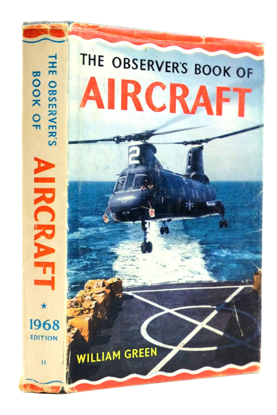 Photo of THE OBSERVER'S BOOK OF AIRCRAFT- Stock Number: 2132055