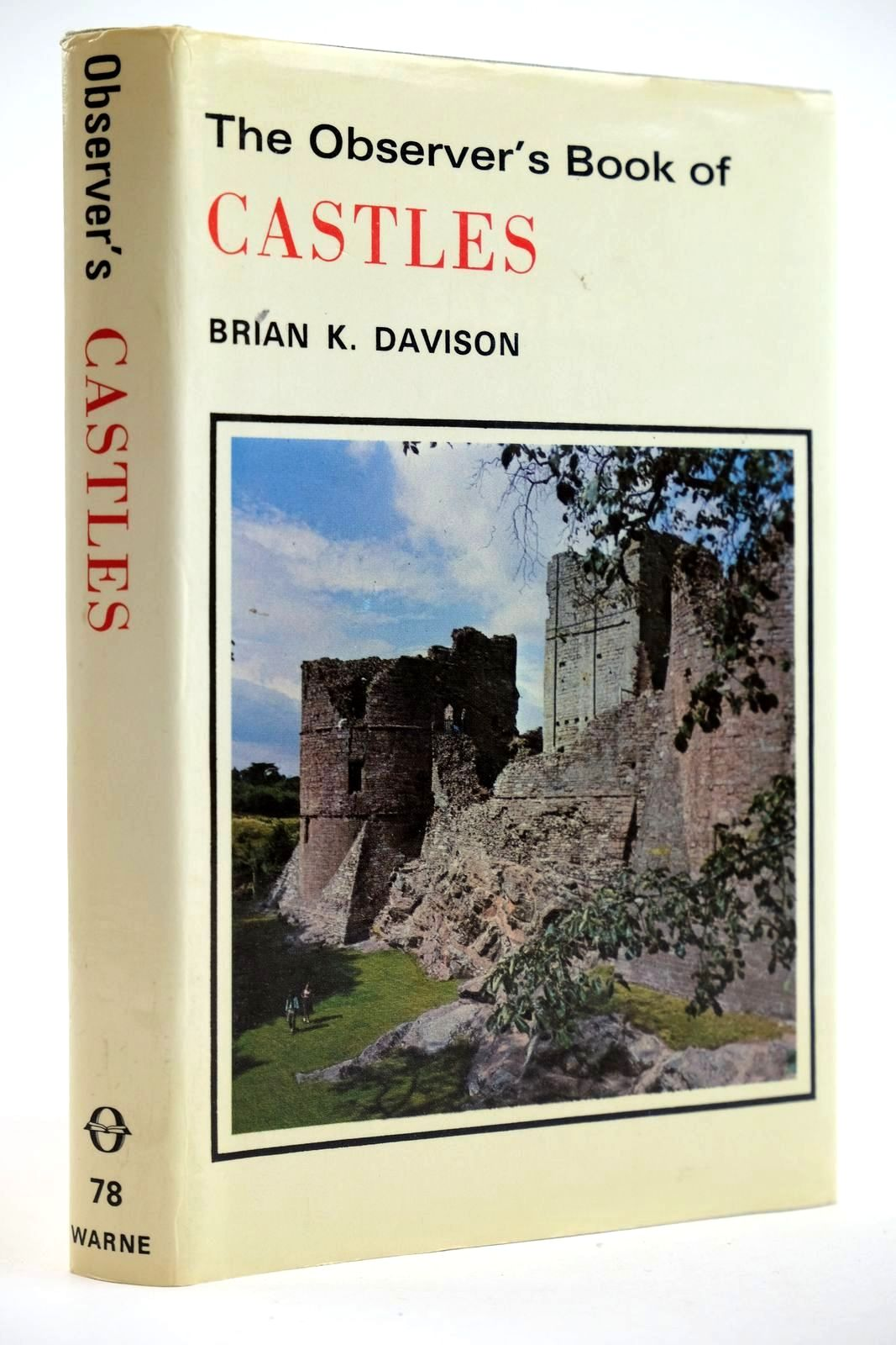 Photo of THE OBSERVER'S BOOK OF CASTLES- Stock Number: 2132058