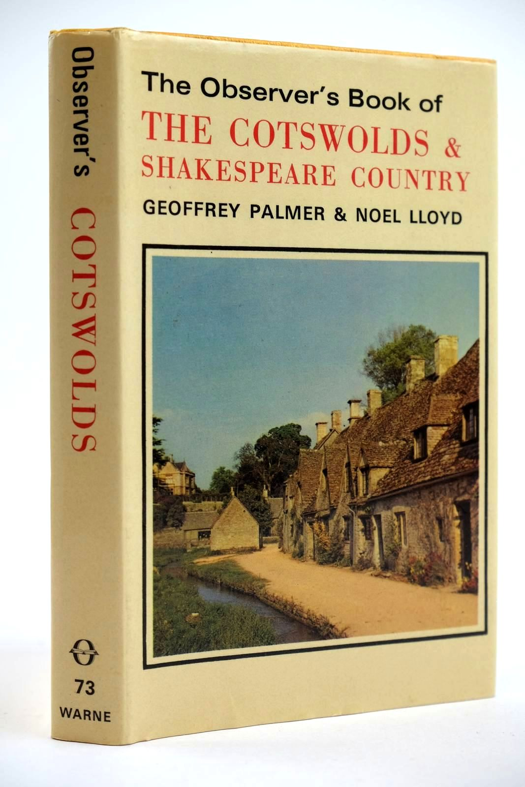 Photo of THE OBSERVER'S BOOK OF THE COTSWOLDS AND SHAKESPEARE COUNTRY- Stock Number: 2132060