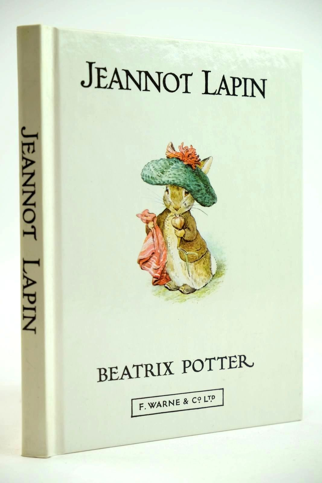 Photo of L'HISTOIRE DE JEANNOT LAPIN- Stock Number: 2132064