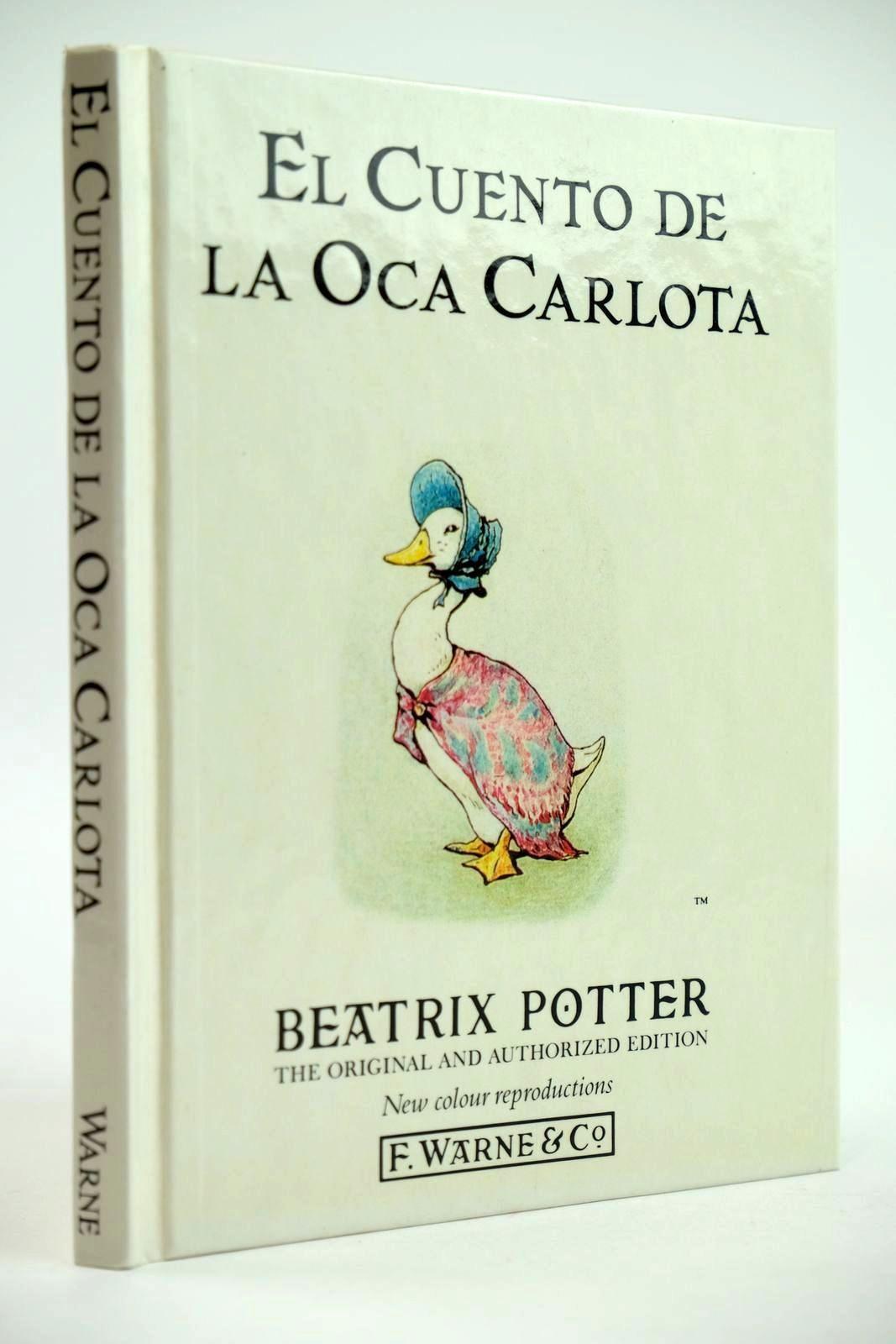 Photo of EL CUENTO DE LA OCA CARLOTA- Stock Number: 2132065