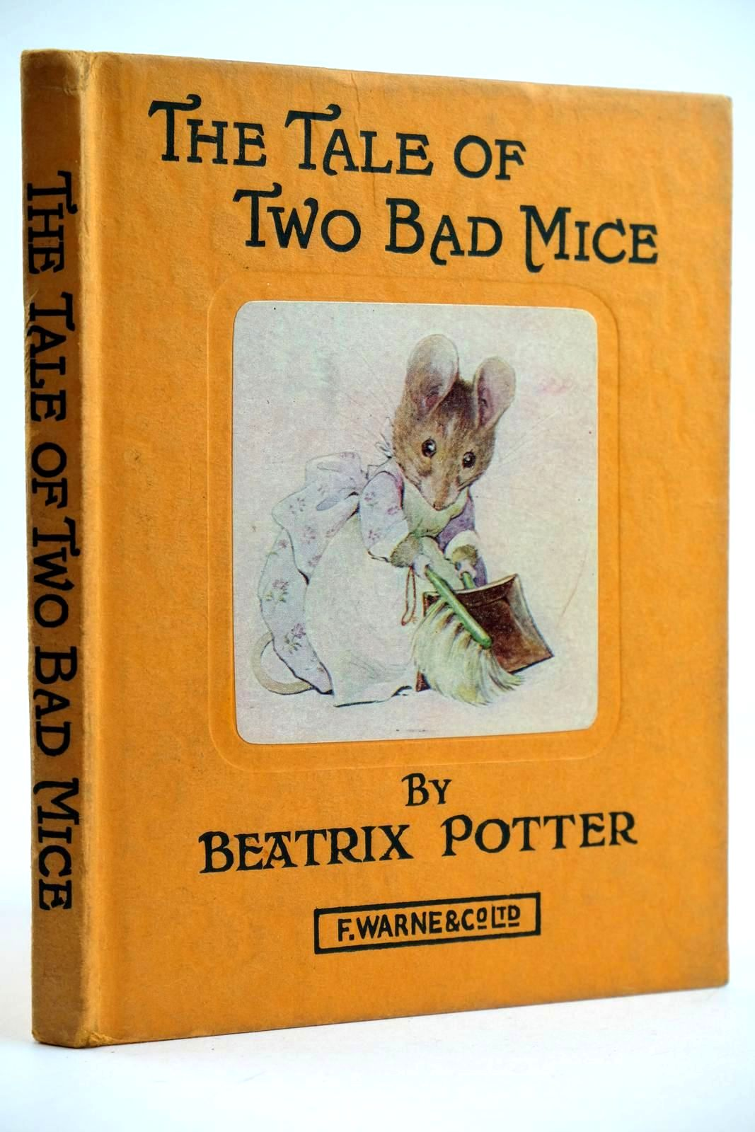 Photo of THE TALE OF TWO BAD MICE- Stock Number: 2132067