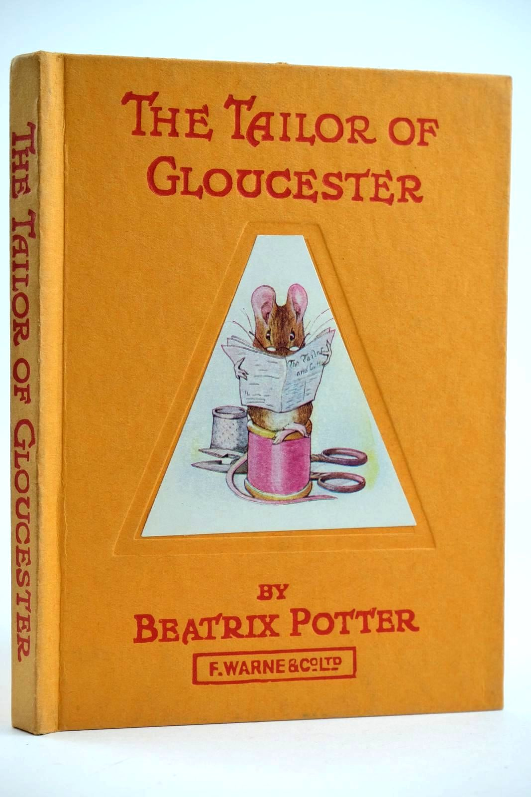Photo of THE TAILOR OF GLOUCESTER written by Potter, Beatrix illustrated by Potter, Beatrix published by Frederick Warne & Co Ltd. (STOCK CODE: 2132068)  for sale by Stella & Rose's Books