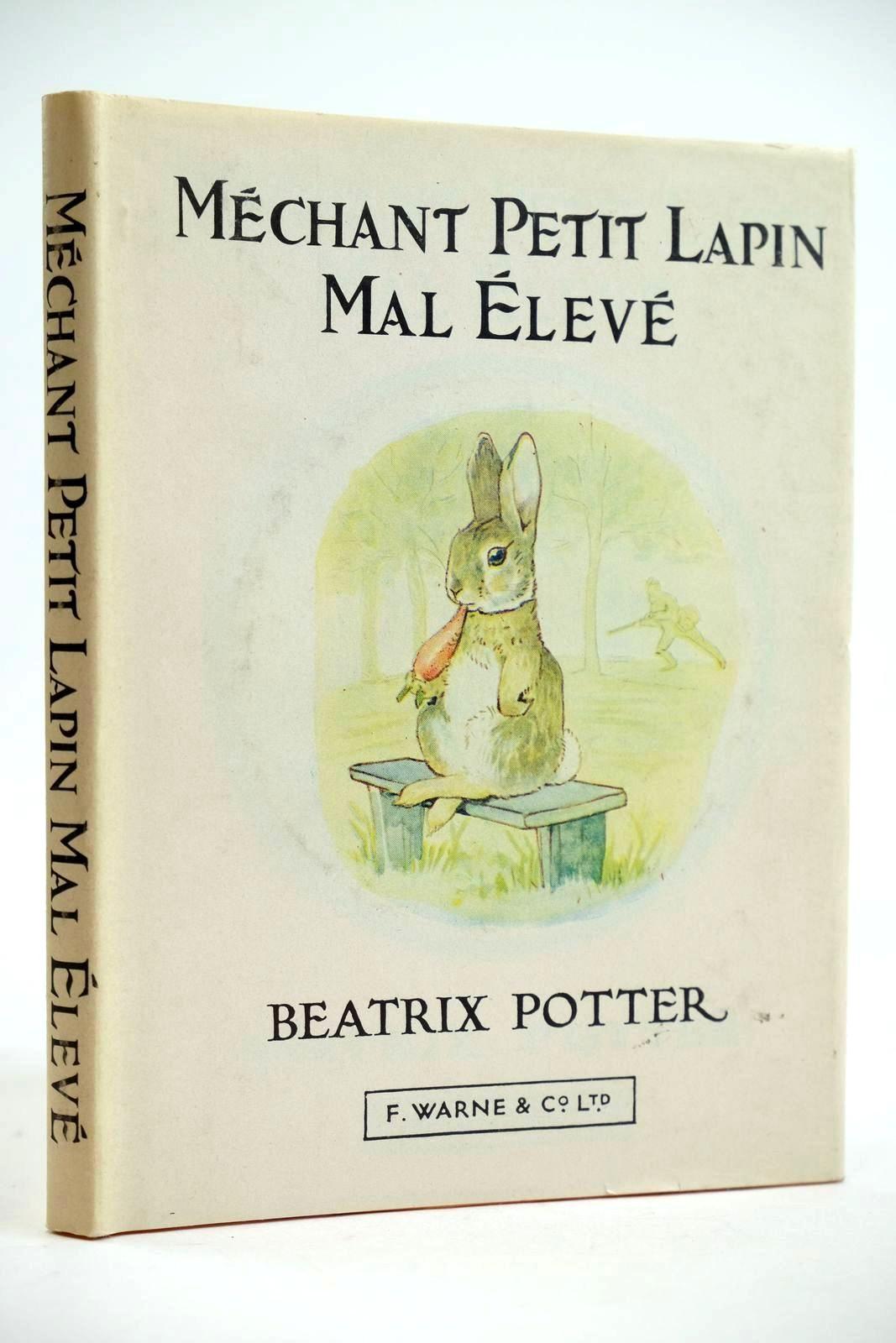 Photo of L'HISTOIRE D'UN MECHANT PETIT LAPIN MAL ELEVE- Stock Number: 2132070