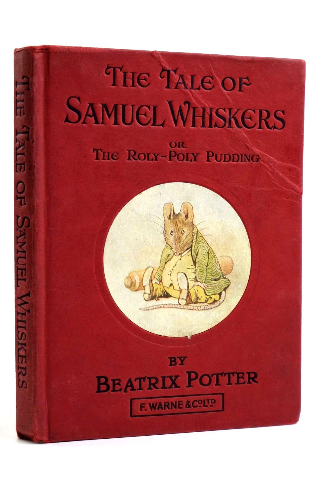 Photo of THE TALE OF SAMUEL WHISKERS OR THE ROLY-POLY PUDDING written by Potter, Beatrix illustrated by Potter, Beatrix published by Frederick Warne & Co Ltd. (STOCK CODE: 2132071)  for sale by Stella & Rose's Books