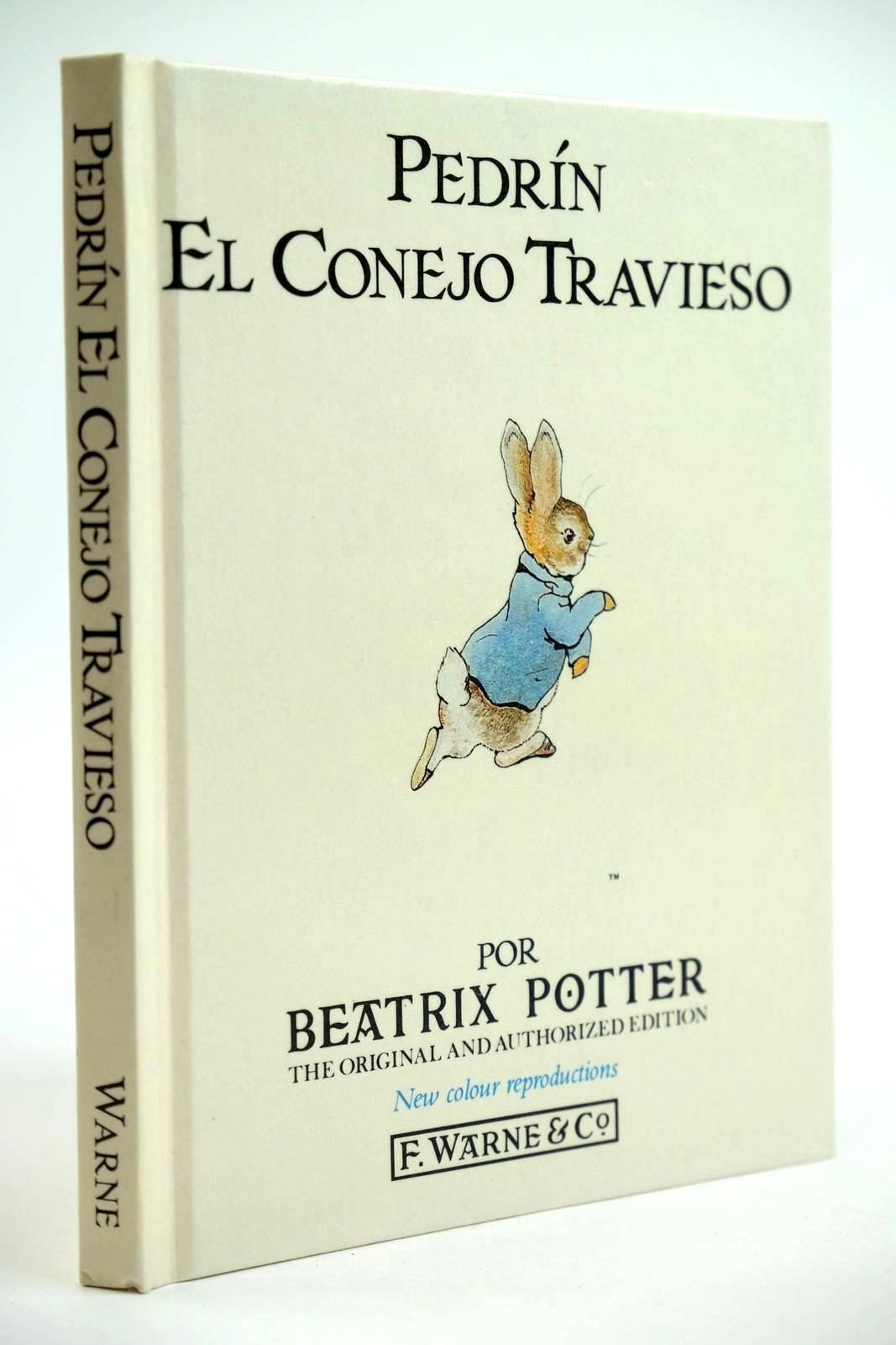 Photo of PEDRIN EL CONEJO TRAVIESO- Stock Number: 2132073