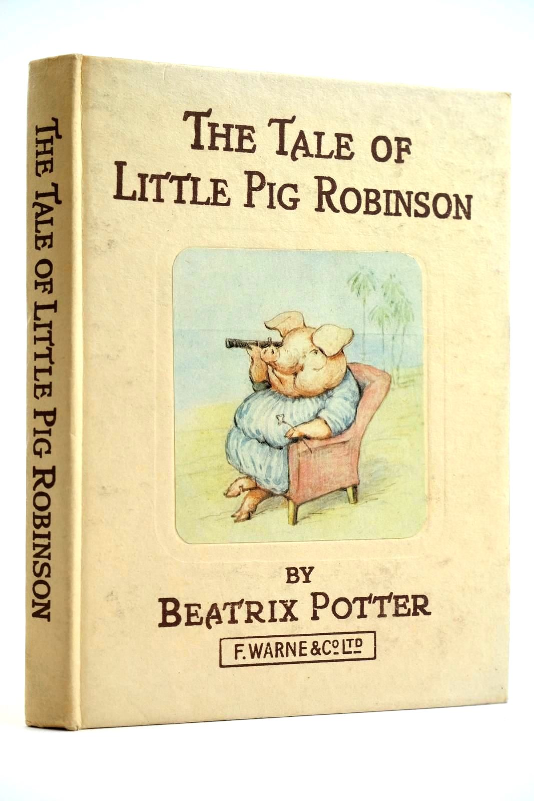 Photo of THE TALE OF LITTLE PIG ROBINSON- Stock Number: 2132074