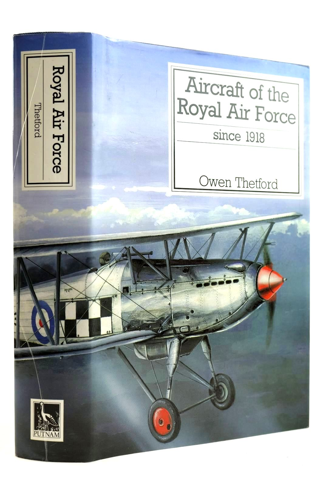 Photo of AIRCRAFT OF THE ROYAL AIR FORCE SINCE 1918- Stock Number: 2132078