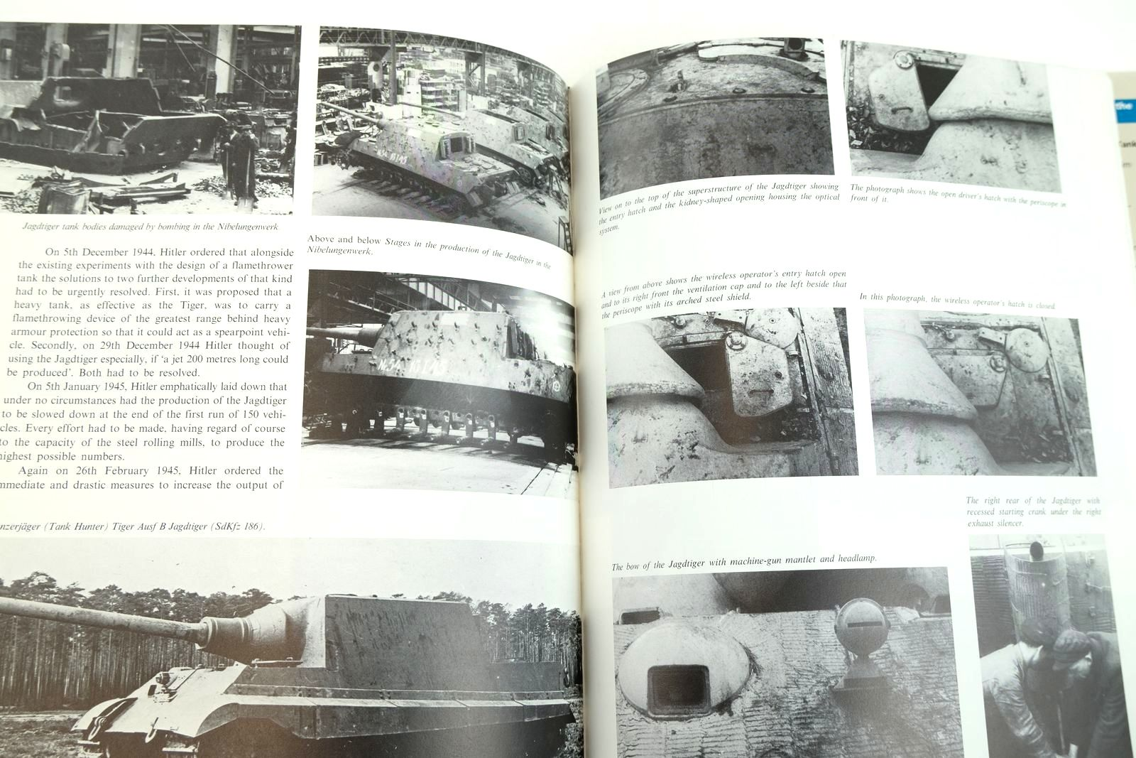 Photo of GERMAN FIGHTING VEHICLES TIGER & KING TIGER TANKS AND THEIR VARIANTS written by Spielberger, Walter J. published by Foulis, Haynes (STOCK CODE: 2132095)  for sale by Stella & Rose's Books