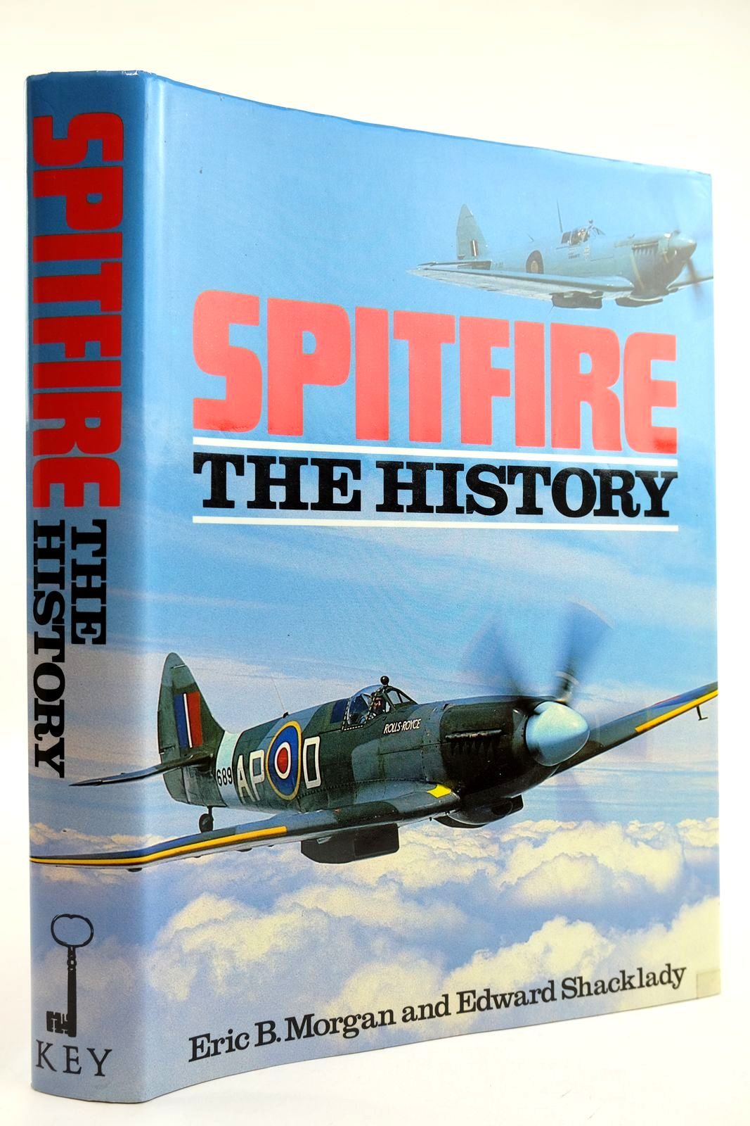 Photo of SPITFIRE THE HISTORY written by Morgan, Eric B. Shacklady, Edward published by Key Publishing (STOCK CODE: 2132096)  for sale by Stella & Rose's Books