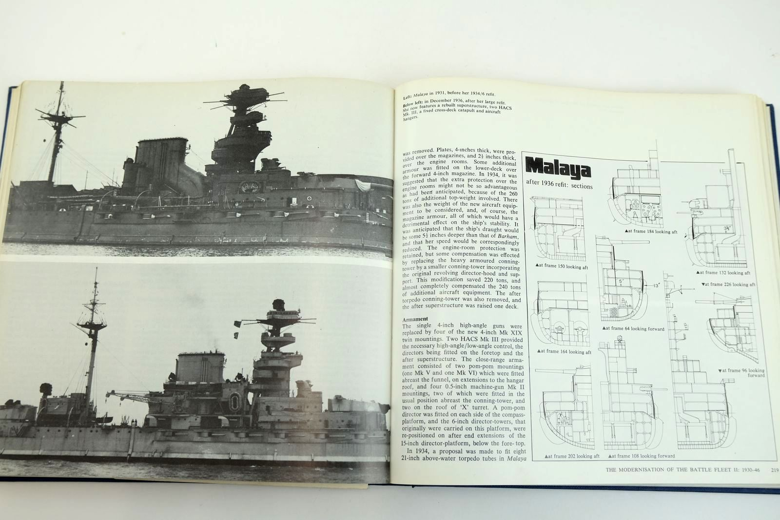 Photo of BRITISH BATTLESHIPS OF WORLD WAR TWO written by Raven, Alan Roberts, John published by Arms & Armour Press (STOCK CODE: 2132097)  for sale by Stella & Rose's Books