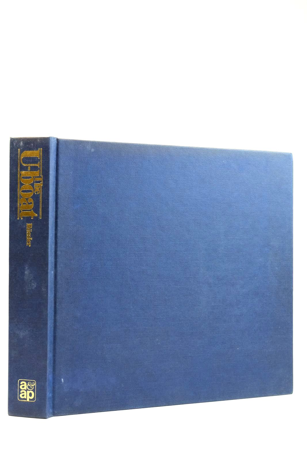 Photo of THE U-BOAT written by Rossler, Eberhard published by Arms & Armour Press (STOCK CODE: 2132098)  for sale by Stella & Rose's Books
