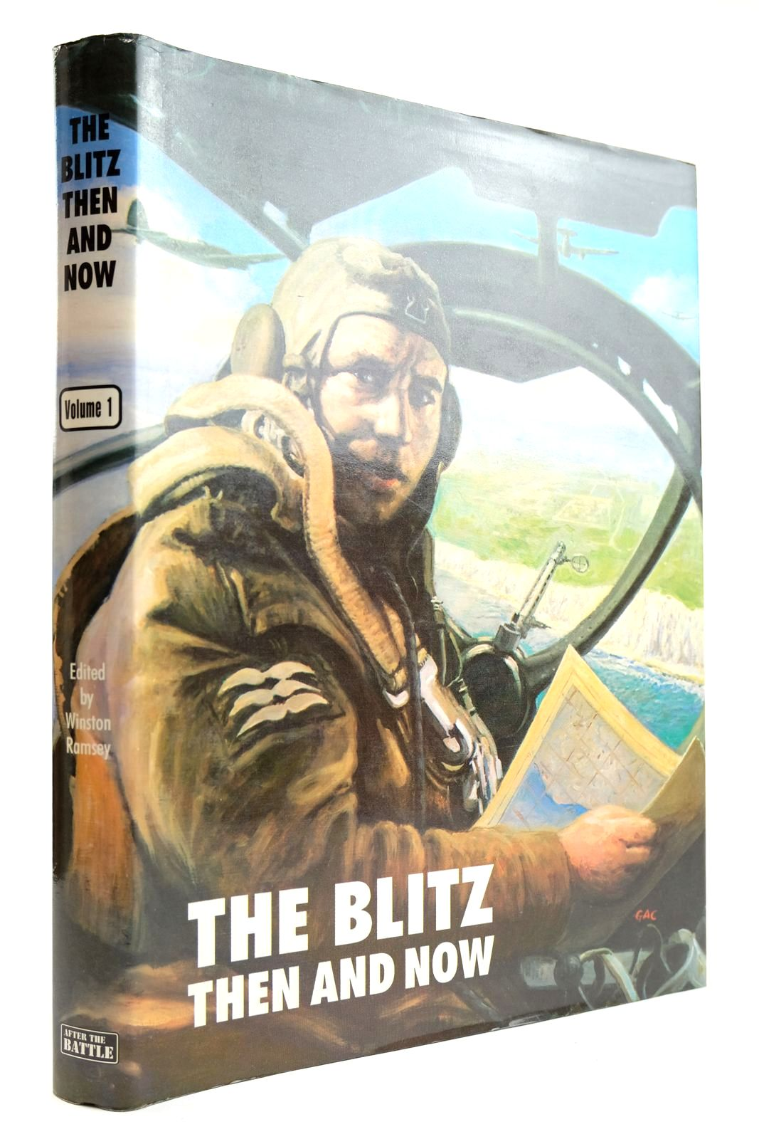 Photo of THE BLITZ THEN AND NOW VOLUME 1 written by Ramsey, Winston G. et al,  published by Battle of Britain Prints International Ltd. (STOCK CODE: 2132117)  for sale by Stella & Rose's Books