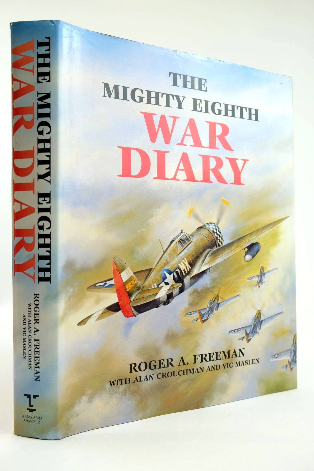 Photo of THE MIGHTY EIGHTH WAR DIARY written by Freeman, Roger Crouchman, Alan Maslen, Vic published by Arms & Armour Press (STOCK CODE: 2132120)  for sale by Stella & Rose's Books