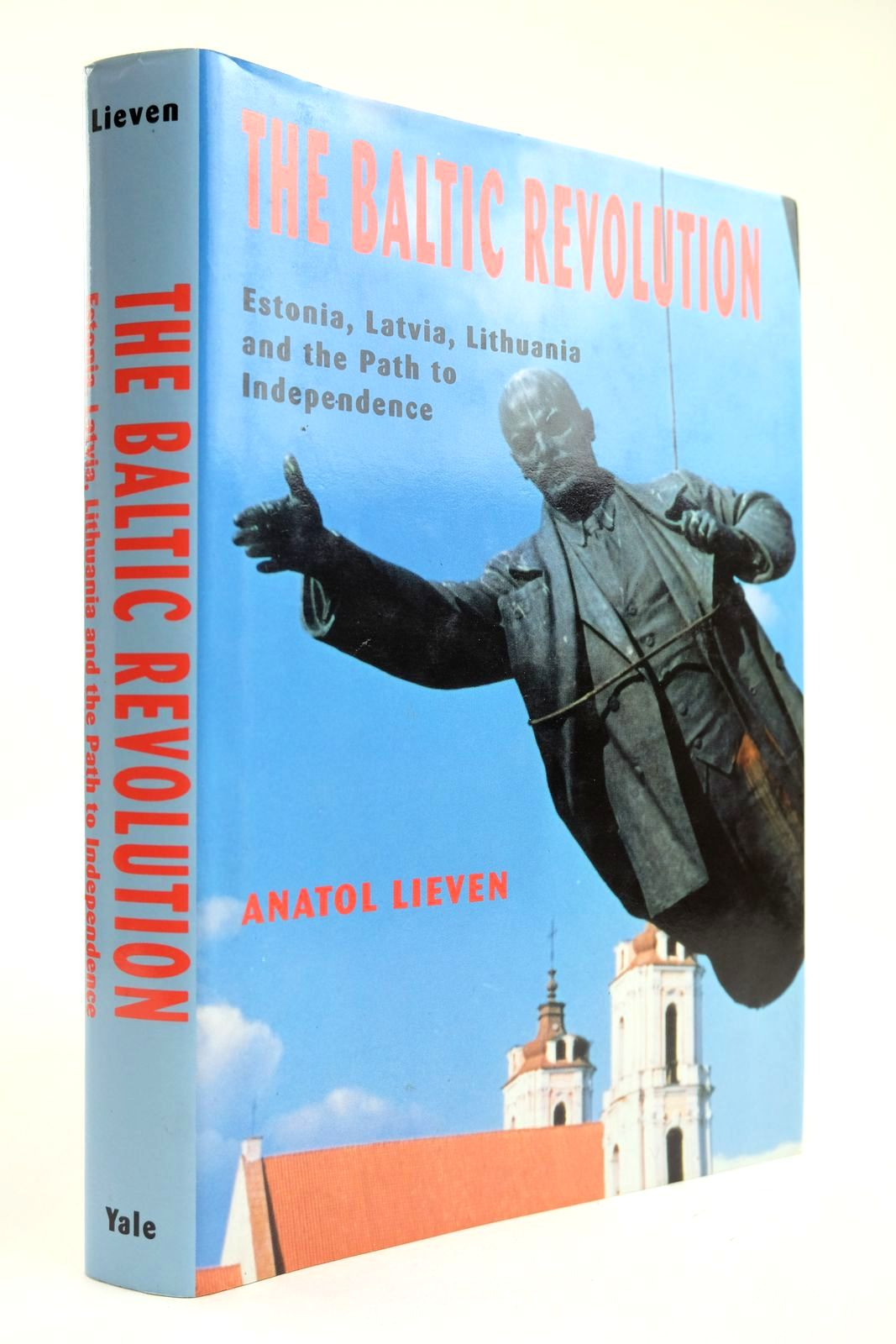 Photo of THE BALTIC REVOLUTION ESTONIA, LATVIA, LITHUANIA AND THE PATH TO INDEPENDENCE- Stock Number: 2132123