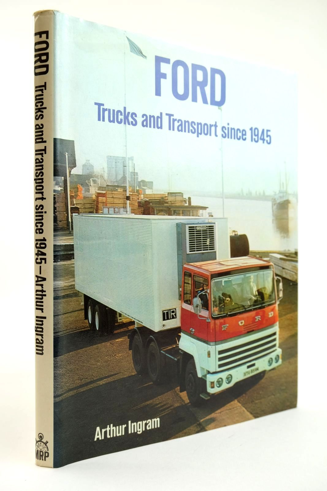 Photo of FORD TRUCKS AND TRANSPORT SINCE 1945- Stock Number: 2132125