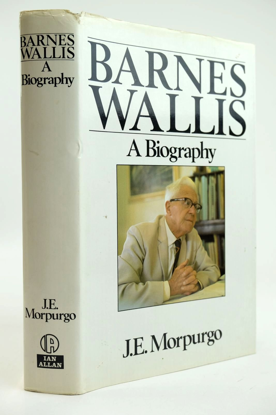 Photo of BARNES WALLIS A BIOGRAPHY- Stock Number: 2132127