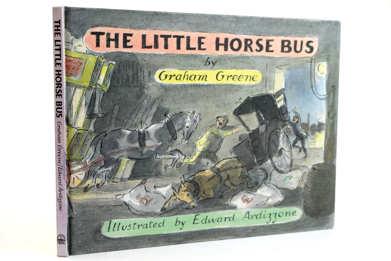 Photo of THE LITTLE HORSE BUS- Stock Number: 2132130