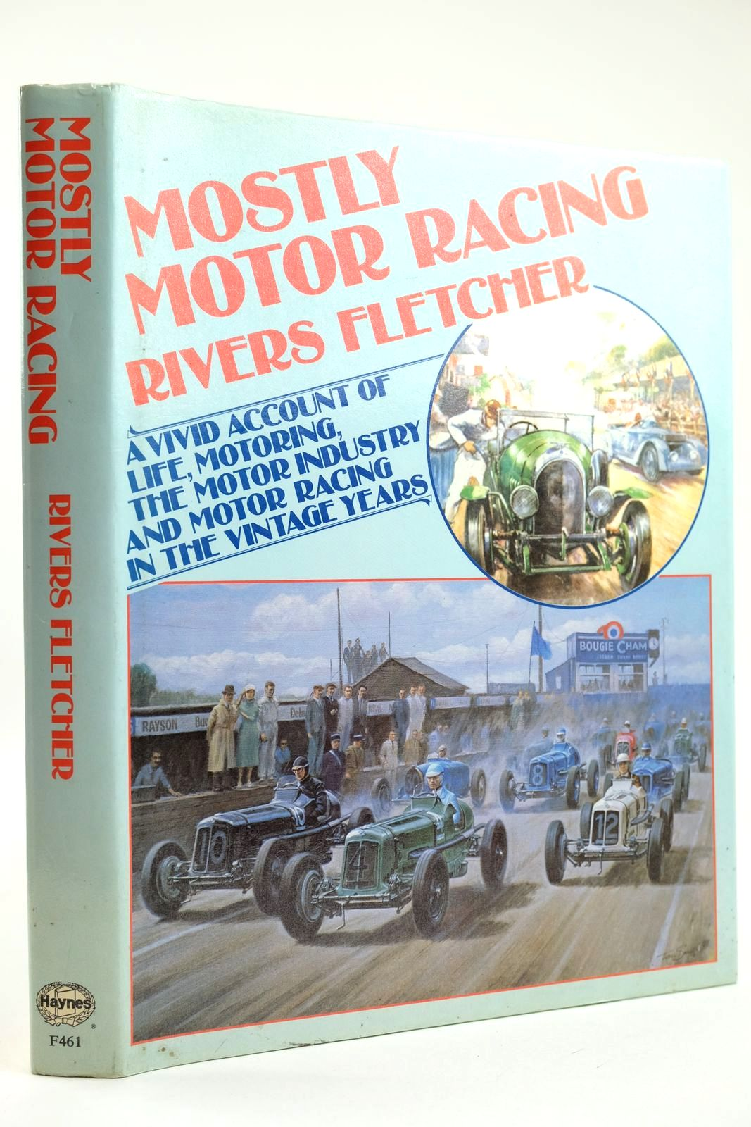 Photo of MOSTLY MOTOR RACING- Stock Number: 2132138