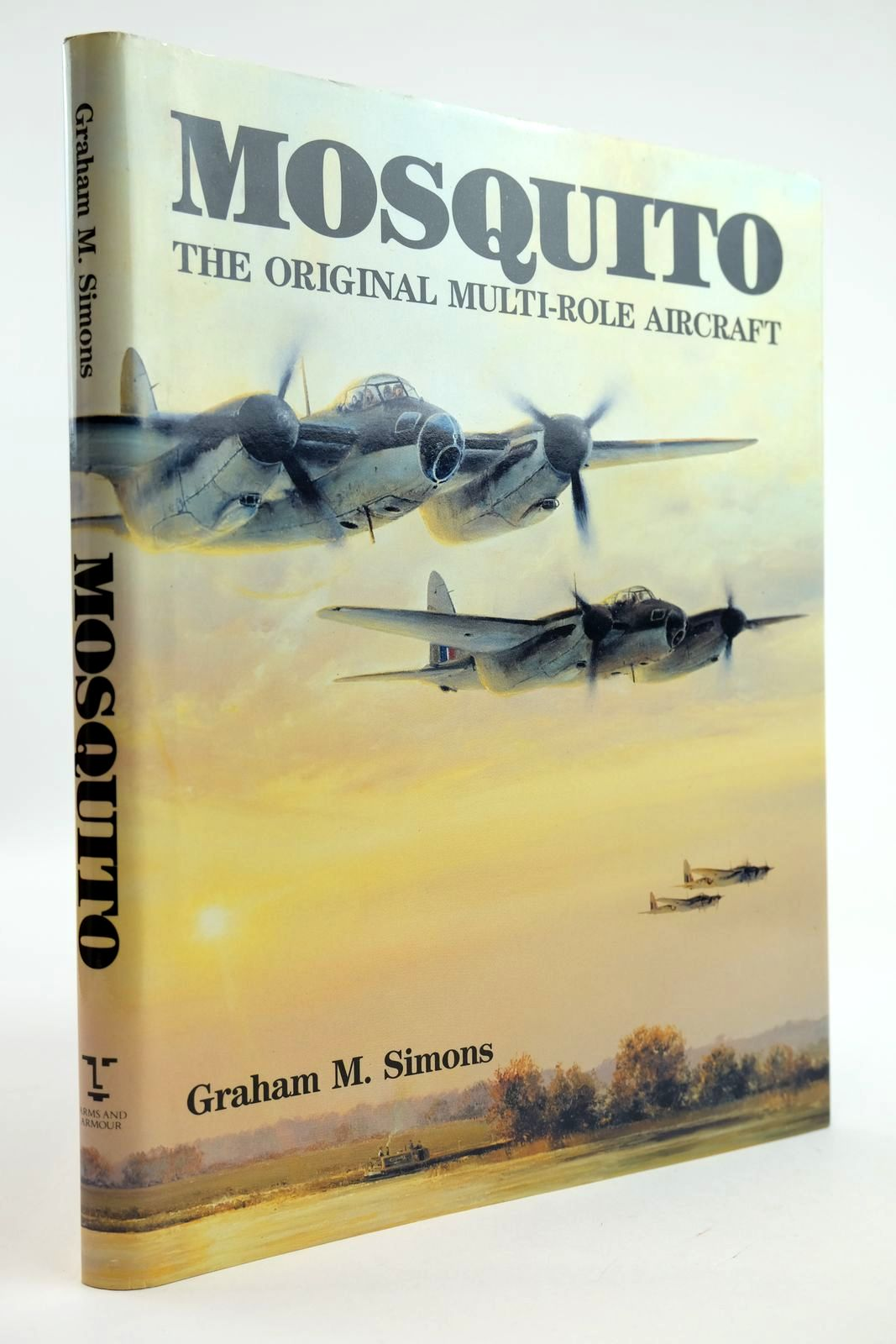Photo of MOSQUITO THE ORIGINAL MULTI-ROLE AIRCRAFT written by Simons, Graham M. published by Arms & Armour Press (STOCK CODE: 2132161)  for sale by Stella & Rose's Books