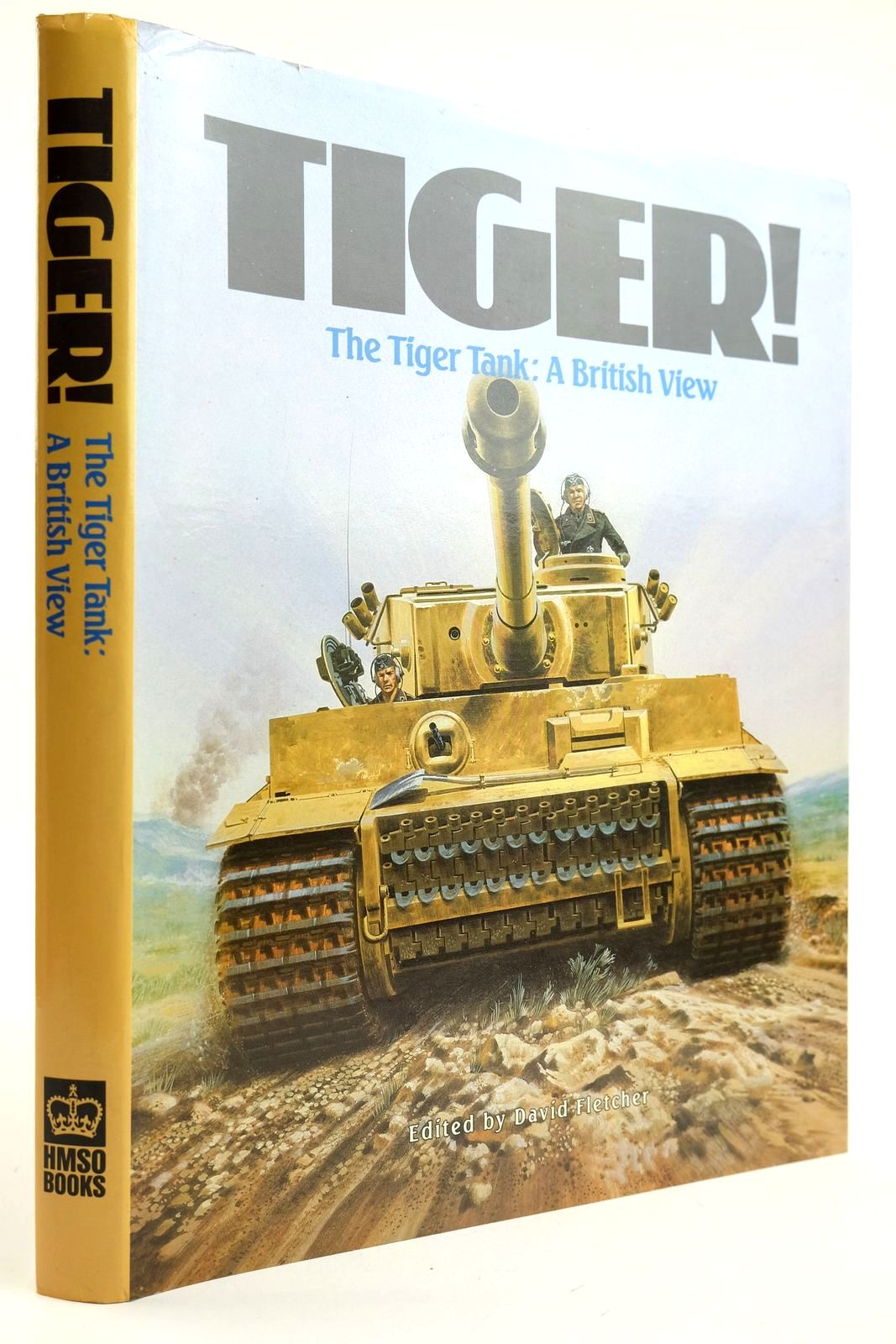 Photo of TIGER! THE TIGER TANK: A BRITISH VIEW- Stock Number: 2132164