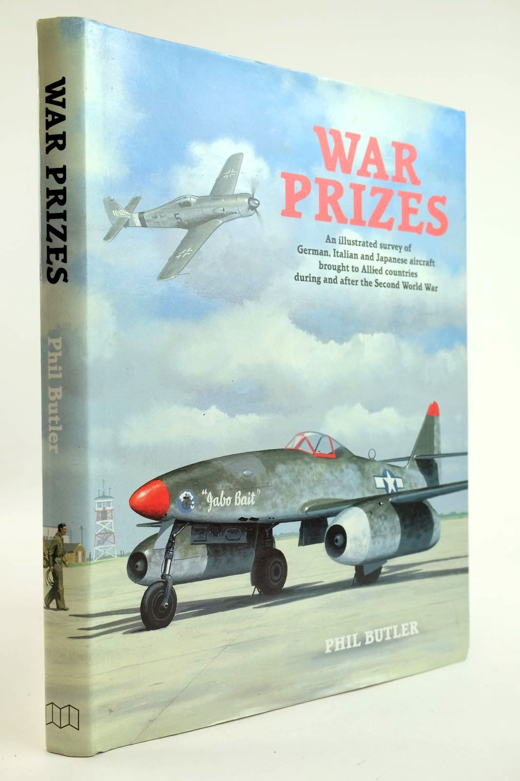 Photo of WAR PRIZES written by Butler, Phil published by Midland Counties Publications (STOCK CODE: 2132165)  for sale by Stella & Rose's Books