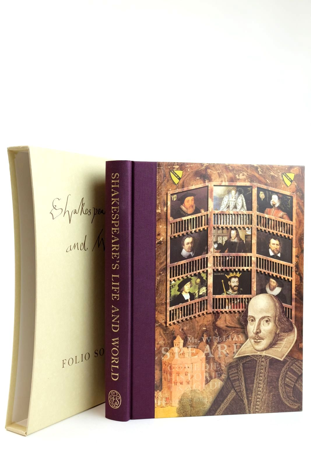 Photo of SHAKESPEARE'S LIFE AND WORLD- Stock Number: 2132169