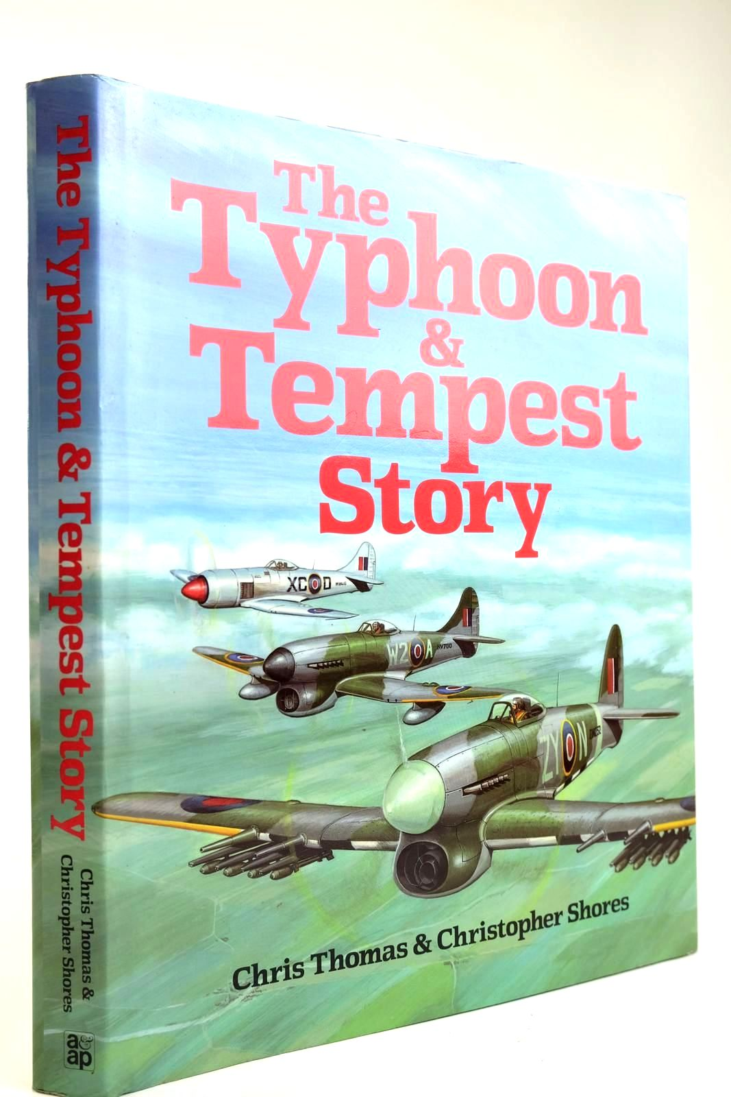 Photo of THE TYPHOON & TEMPEST STORY- Stock Number: 2132171
