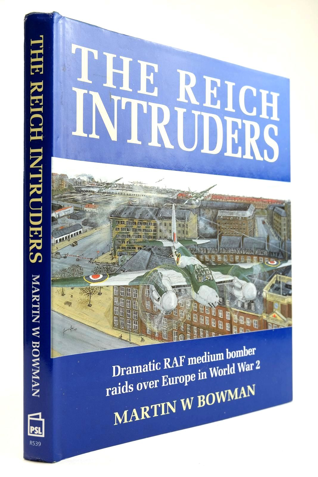 Photo of THE REICH INTRUDERS written by Bowman, Martin W. published by Patrick Stephens Limited (STOCK CODE: 2132175)  for sale by Stella & Rose's Books
