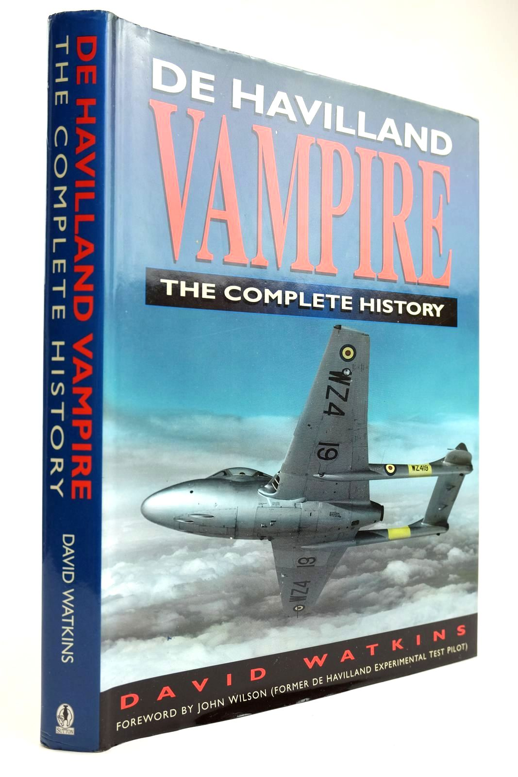 Photo of DE HAVILLAND VAMPIRE THE COMPLETE HISTORY- Stock Number: 2132176