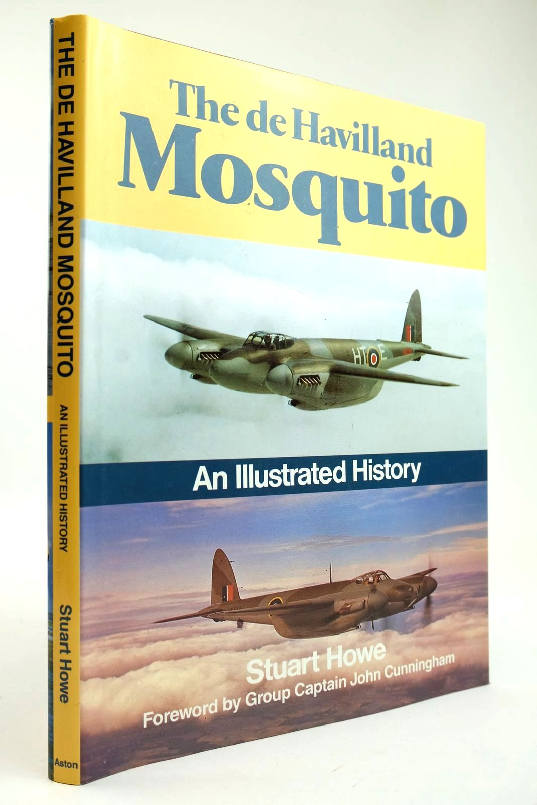Photo of DE HAVILLAND MOSQUITO AN ILLUSTRATED HISTORY written by Howe, Stuart published by Aston Publications (STOCK CODE: 2132177)  for sale by Stella & Rose's Books