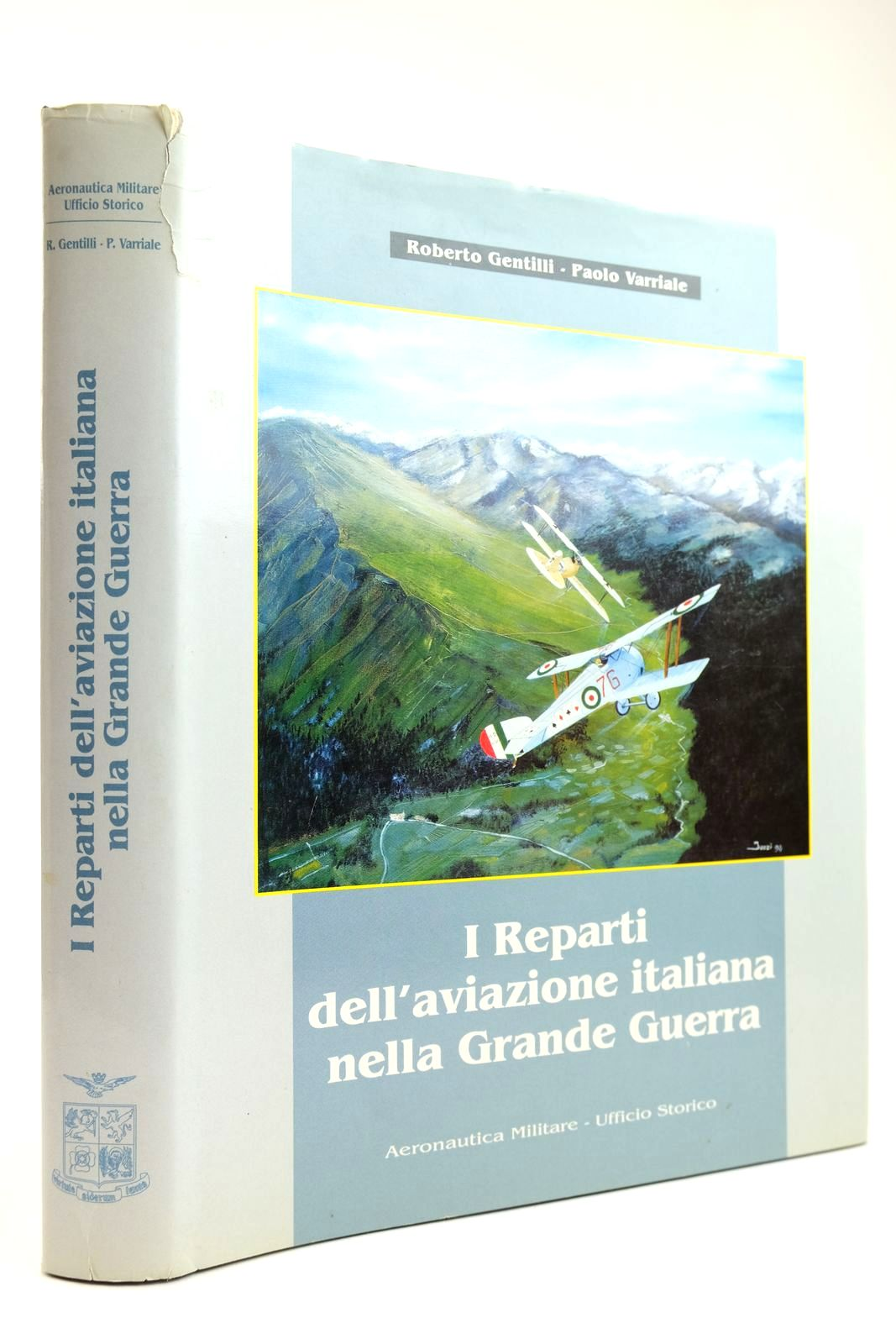 Photo of I REPARTI DELL'AVIAZIONE ITALIANA NELLA GRANDE GUERRA- Stock Number: 2132186