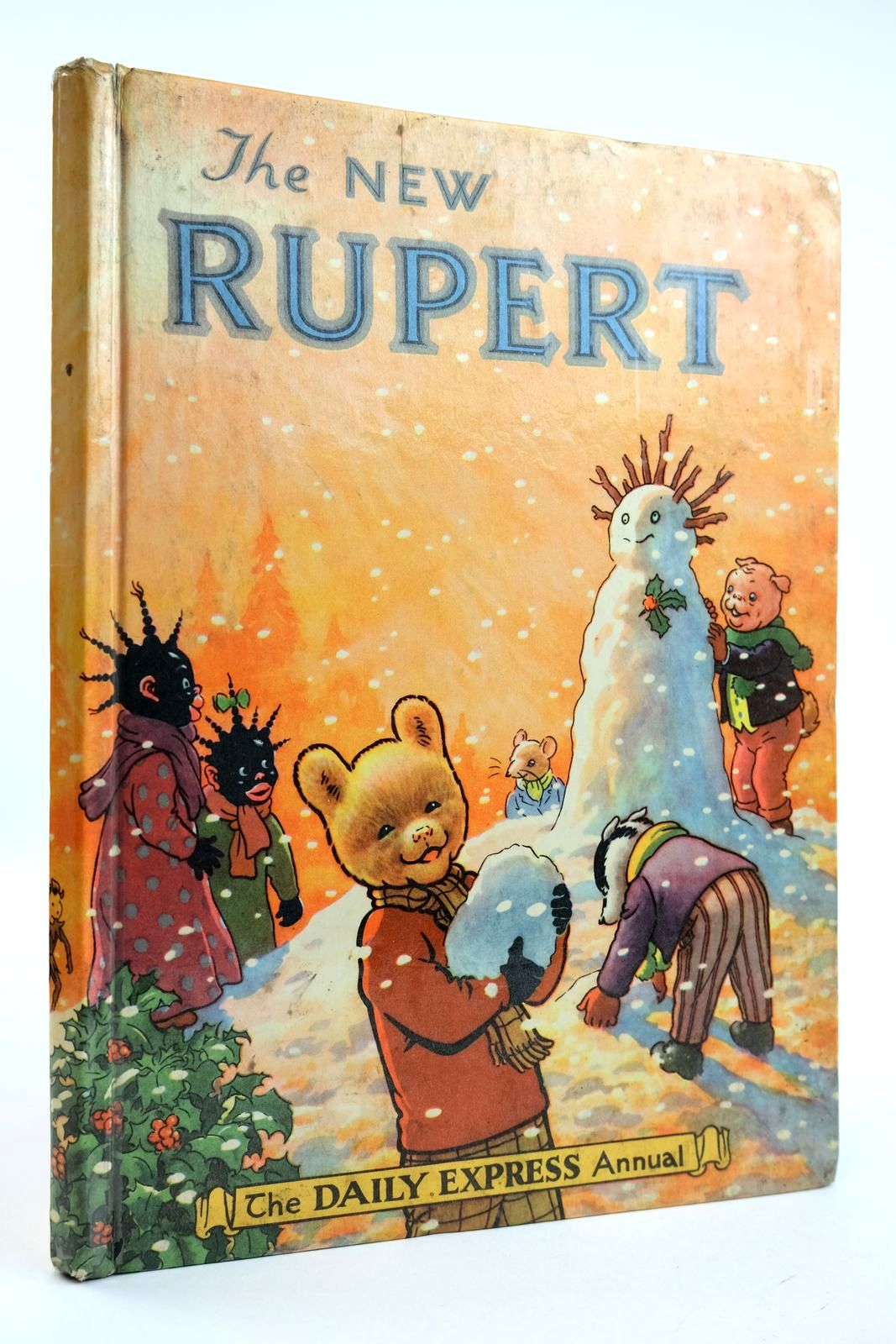 Photo of RUPERT ANNUAL 1954 - THE NEW RUPERT- Stock Number: 2132194