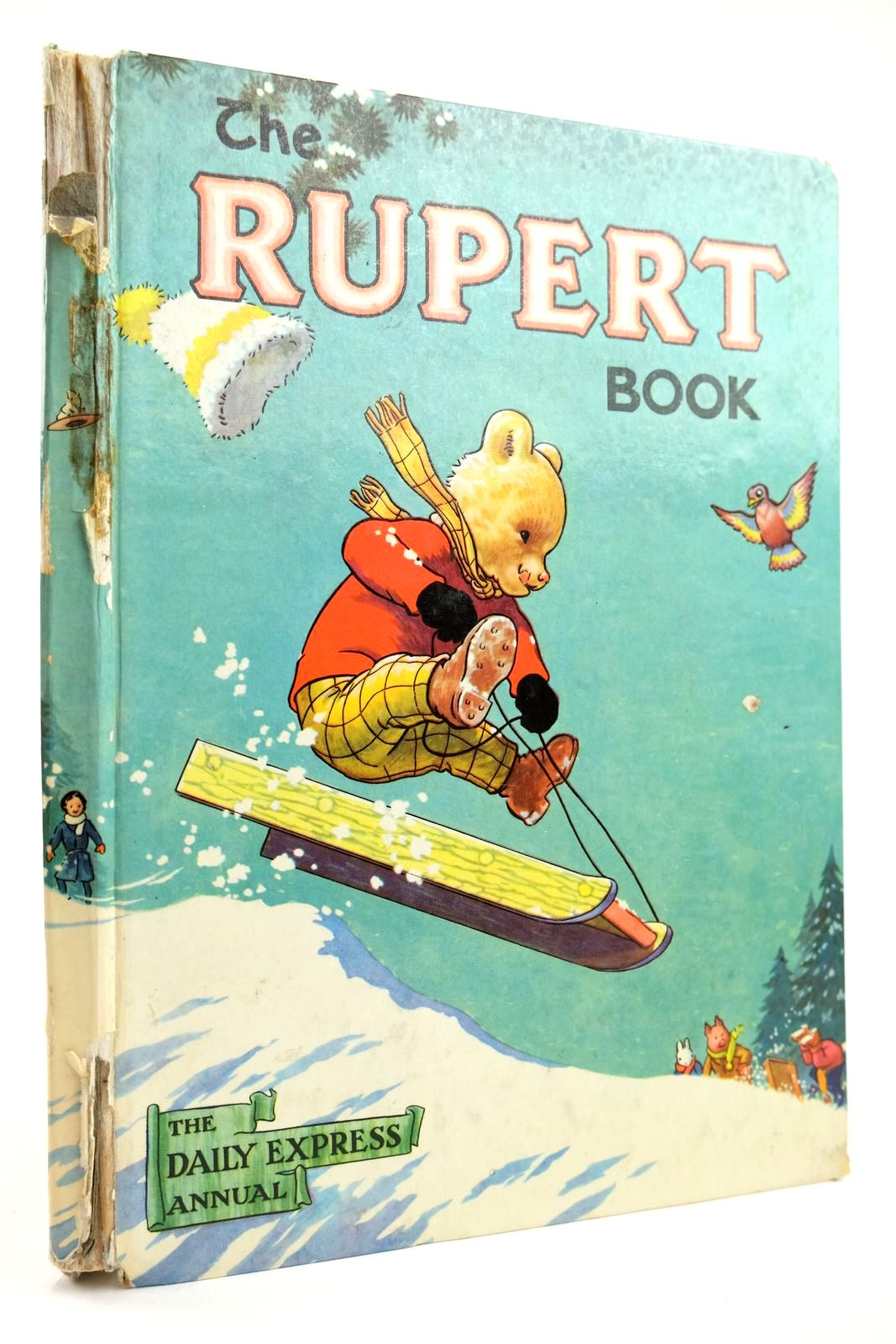 Photo of RUPERT ANNUAL 1956 - THE RUPERT BOOK- Stock Number: 2132195