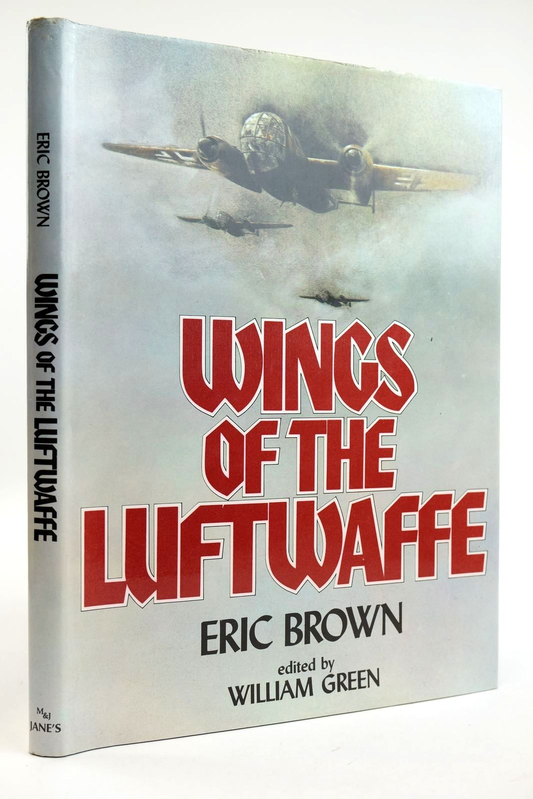 Photo of WINGS OF THE LUFTWAFFE written by Brown, Eric M. published by Macdonald and Jane's (STOCK CODE: 2132204)  for sale by Stella & Rose's Books