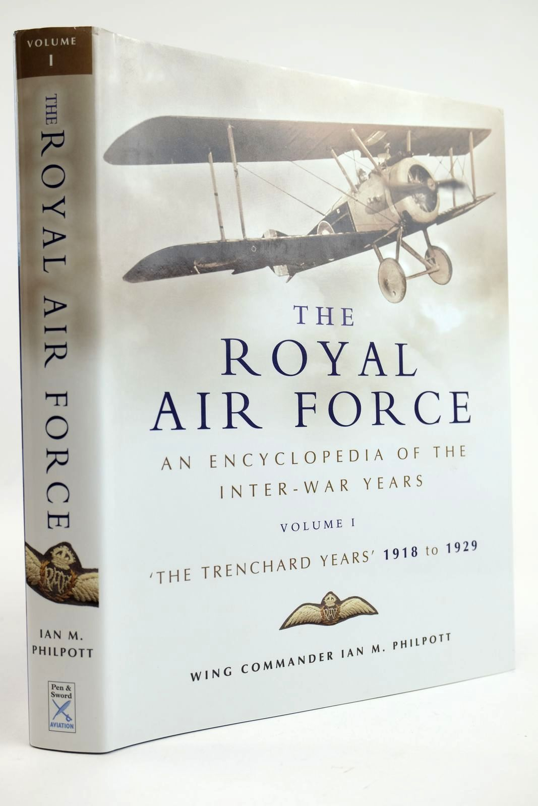 Photo of THE ROYAL AIR FORCE AN ENCYCLOPEDIA OF THE INTER-WAR YEARS VOLUME I- Stock Number: 2132224