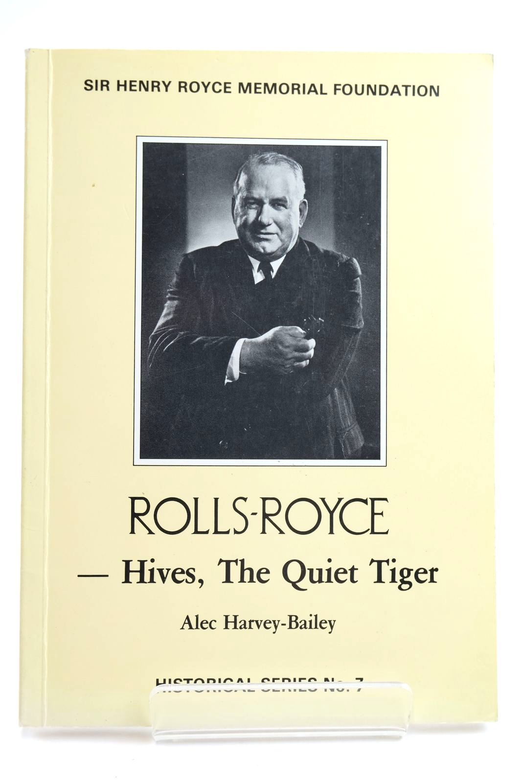 Photo of ROLLS-ROYCE - HIVES, THE QUIET TIGER- Stock Number: 2132241