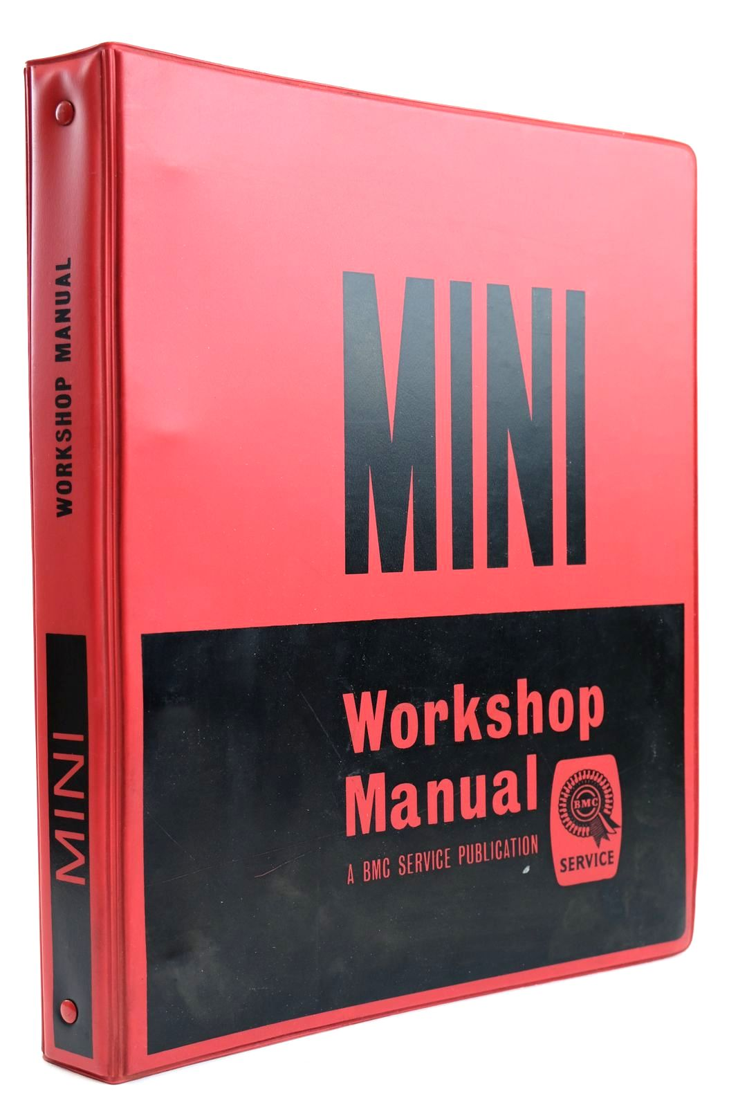 Photo of MINI WORKSHOP MANUAL published by The British Motor Corporation Limited (STOCK CODE: 2132255)  for sale by Stella & Rose's Books