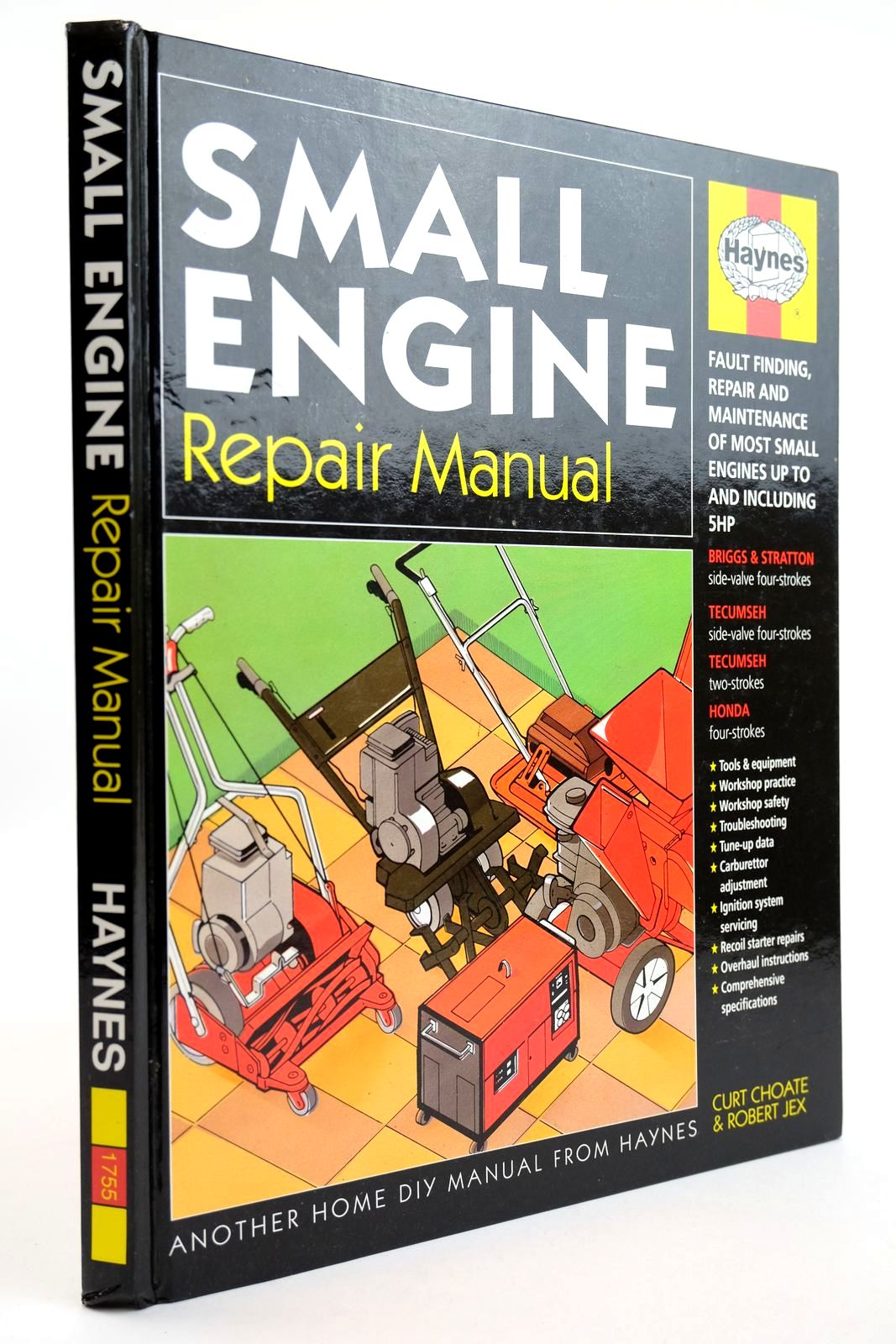 Photo of SMALL ENGINE REPAIR MANUAL- Stock Number: 2132257
