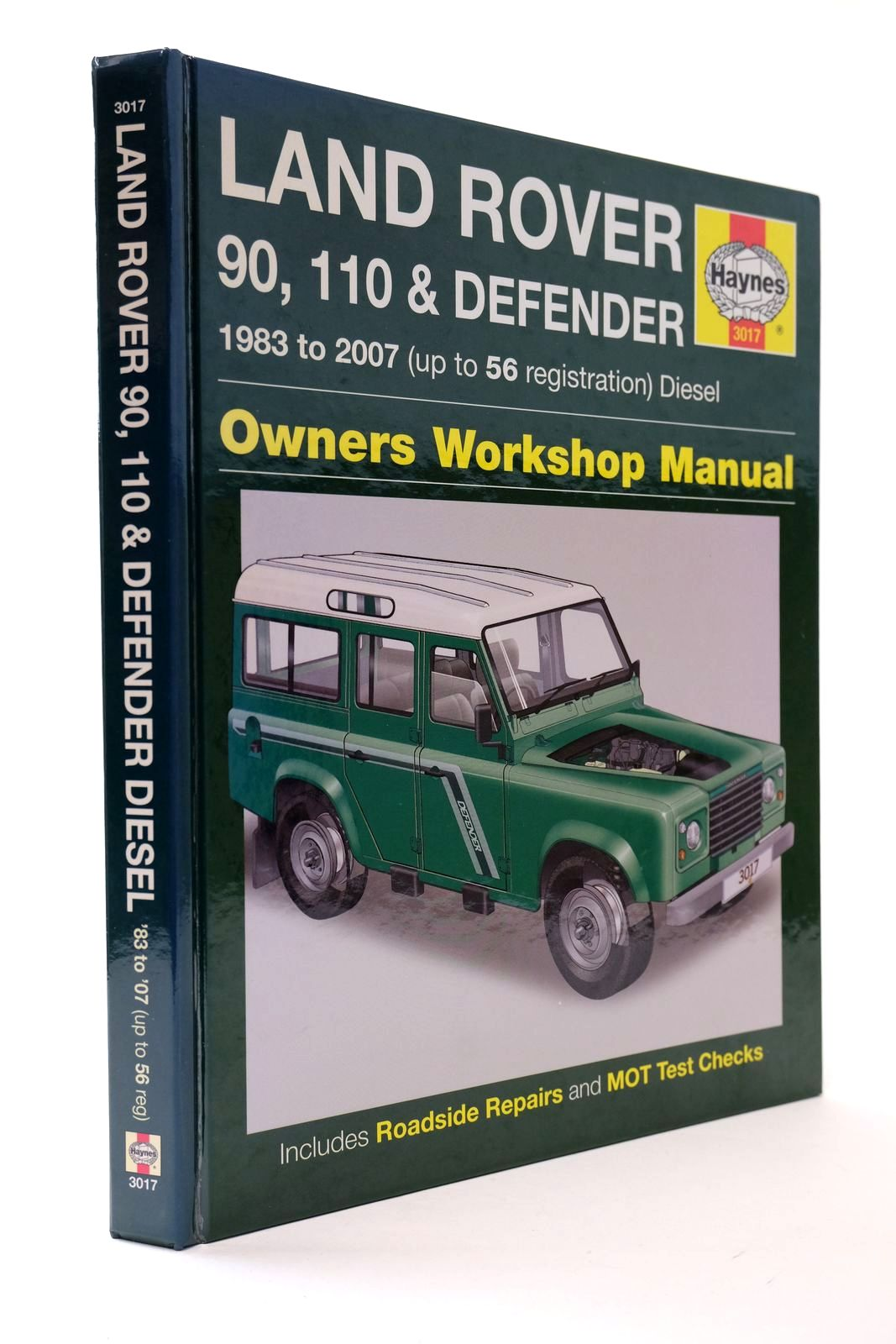 Photo of LAND ROVER 90, 110 & DEFENDER DIESEL OWNERS WORKSHOP MANUAL- Stock Number: 2132258
